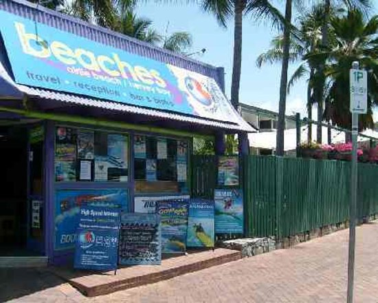 Beaches Backpackers : Beaches Airlie Beach