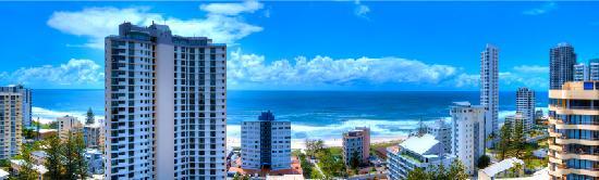 أريستوكرات أبارتمنتس: Aristocrat Apartments Gold Coast