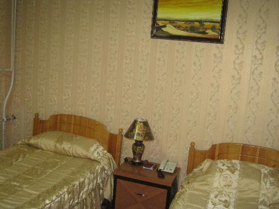 Mika Hotel: Room