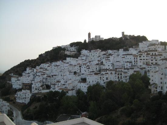 Casares Del Sol : village blanc de CASARES