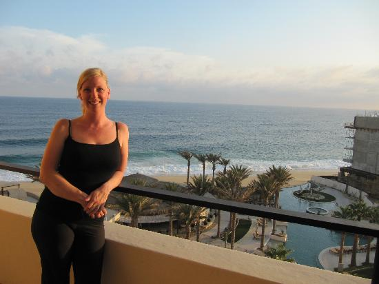 Grand Solmar Land's End Resort & Spa: On our balcony