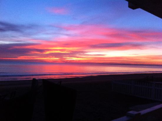 Blue - Inn on the Beach: Plum Island Sunrise
