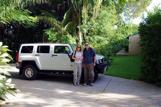 Fraser Island Tour Hummer
