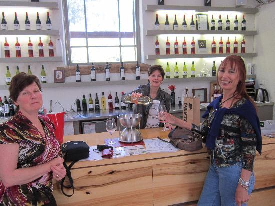 Wine Divas Tour: more fun