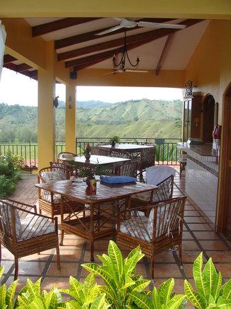 Aparthotel Vista Pacifico : Common area