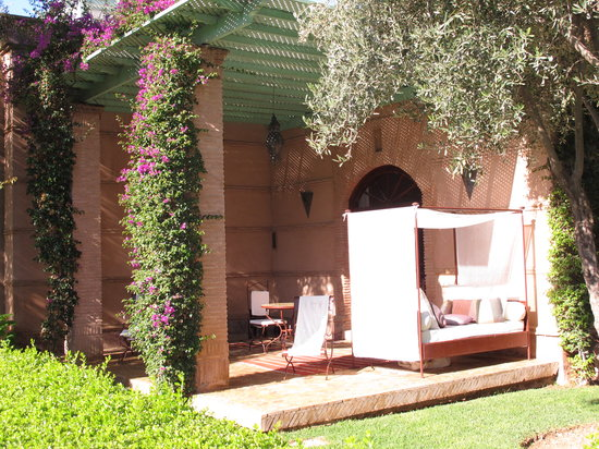 Dar Zemora: Zahara terrace
