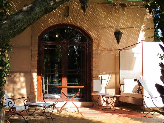 Dar Zemora : Zahara terrace