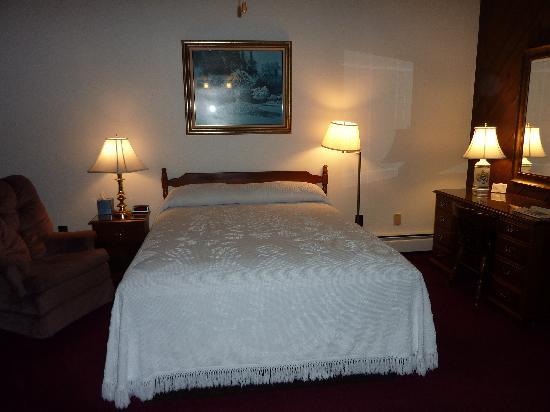 Howard House Lodge B&B: Zimmer