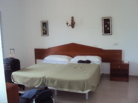 Hotel Villa Real: bedroom