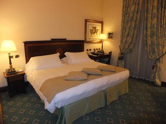 InterContinental de la Ville: Bedroom