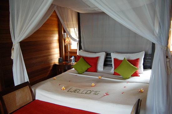 Hilton Seychelles Northolme Resort & Spa: bedroom