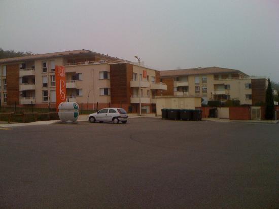 Appart'City Toulouse Tournefeuille: vue extérieure 2
