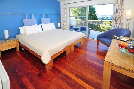 The Ridge Luxury Country Lodge: Tawhuranui suite