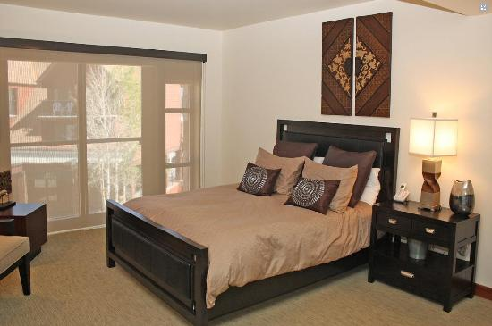 The Lowell Condominiums: Bedroom