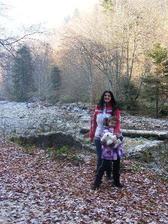 Fagaras Mountains : my girls