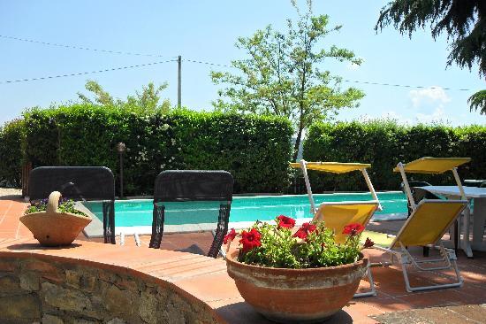 Il Querceto: Relax in piscina