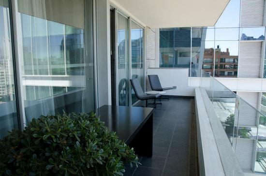 W Santiago: Marvelous Suite 801 (Balcony)