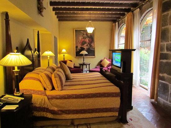 Belmond Hotel Monasterio: Bedroom