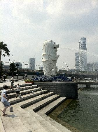 Singapore: El Merlion