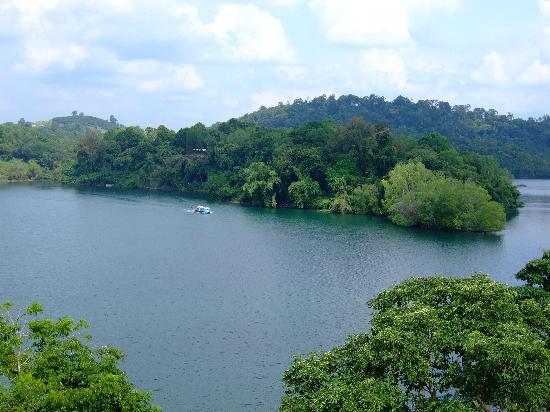 Neyyar Wild Life Sanctuary: Neyyar Dam - Lake