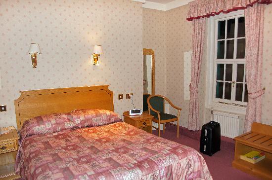 Carmarthen, UK: Bedroom
