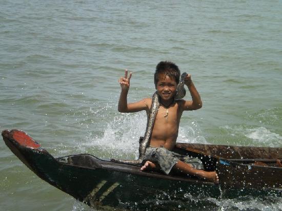 Cambodja: Tonle Seap lake _ Siem Reap