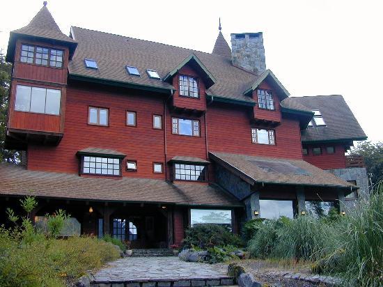 Petrohue Lodge: Hotel
