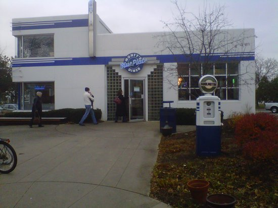 Photo of American Restaurant Monty's Blue Plate Diner at 2089 Atwood Ave, Madison, WI 53704, United States