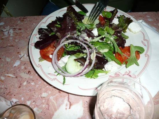 Cosmopolitan Cafe TriBeCa : Salad
