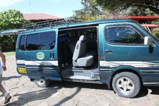 Arco Iris Lodge: They will arrange transportation for you
