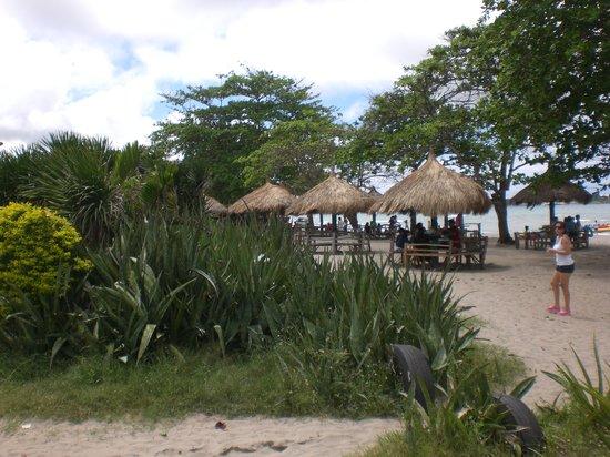 Cagayan de Oro, Filipinas: Marvilla Beach area