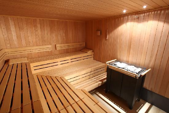 Wellness Hotel Amenity Zlin: Sauna Amenity Zlin
