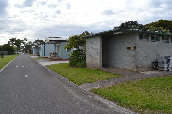 Stanley Cabin and Tourist Park : Good Toilets and Showers