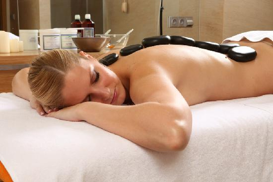 Wellness Hotel Amenity Zlin: Massage Amenity Zlin