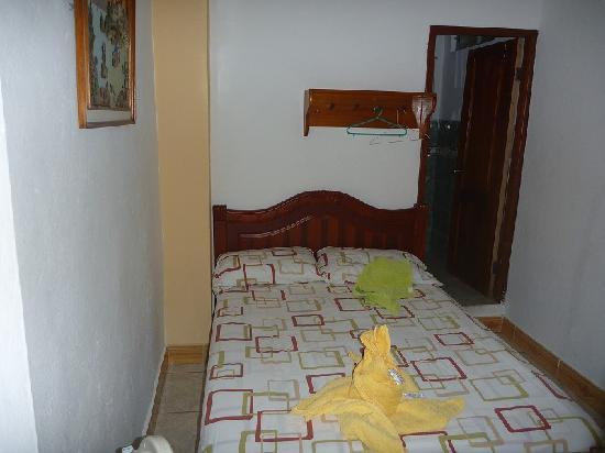 ホテル エスパーニャ, ベットルーム