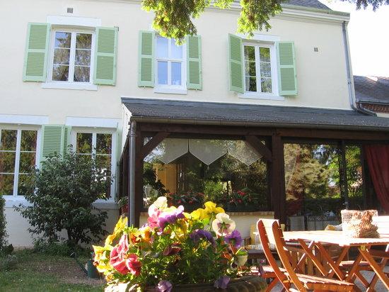 Villa Marjane : garden/jardin