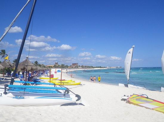 Hacienda Tres Rios: nice beach