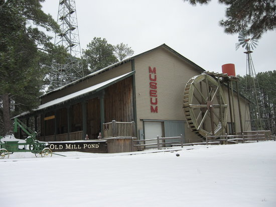 Parrott Park and Agricultural Museum