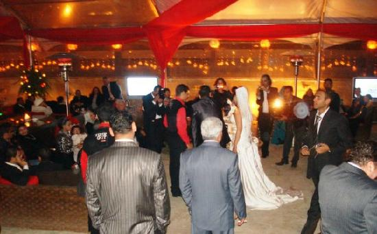 Time Out Lounge: Wedding