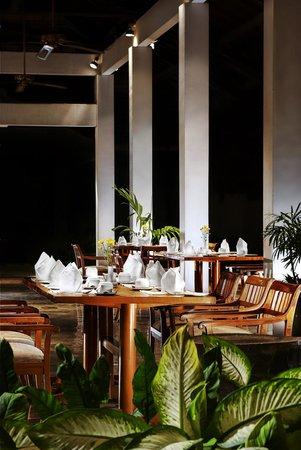 Pandan Wangi Restaurant at Sheraton Lampung Hotel