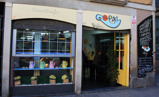 Gopal Restaurant - Barcelona