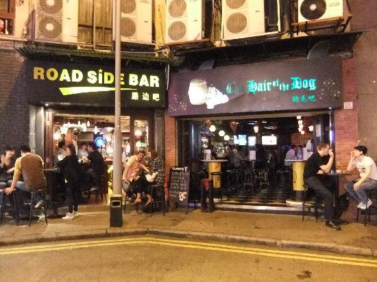 Hotel Benito: bars down the road