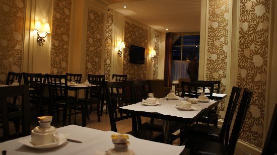 Hotel Gerando: dinning area