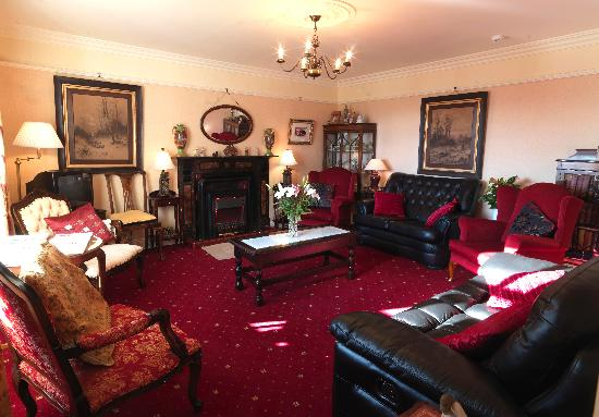 Murphy's Farmhouse : Sitting room