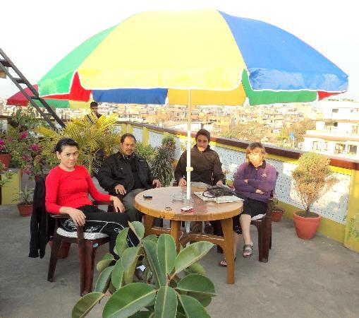 Hotel Lai Lai : hotel roof top garden