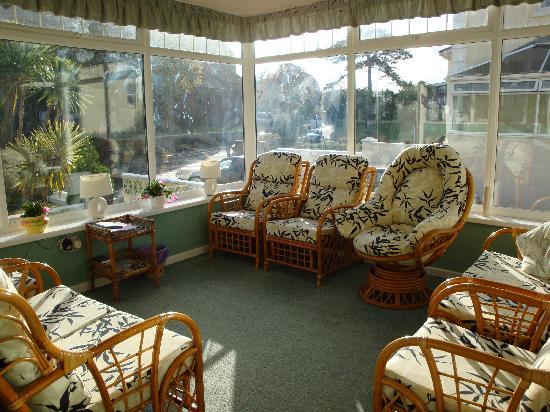 Paignton Court Hotel: Sun Lounge