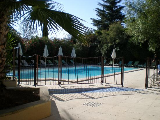 Najeti Hôtel la Magnaneraie : Pool