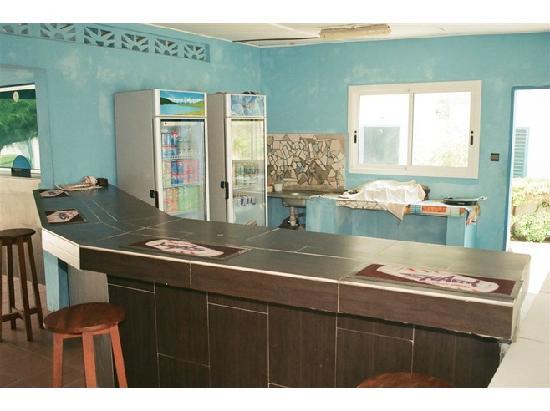 Hotel Tahiti: le bar