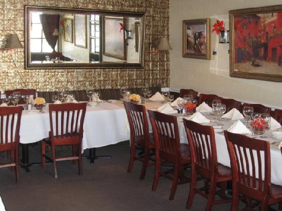 Vidalia Restaurant: private party