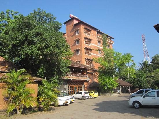 Pagoda Resorts Alleppey: Resort Pic